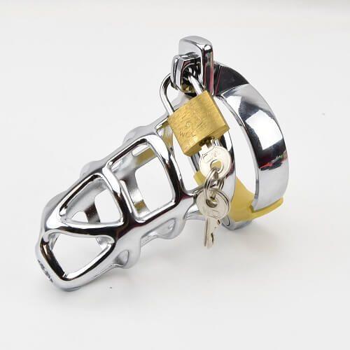 Impound Gladiator Male Chastity Device